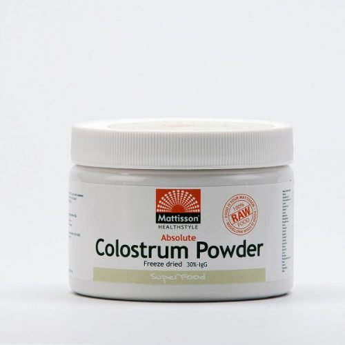 colostrum voor drinkyoghurt