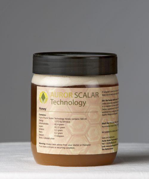 Manuka honing van Aurorscalartechnology